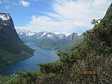 Norangsfjord - Click for larger version